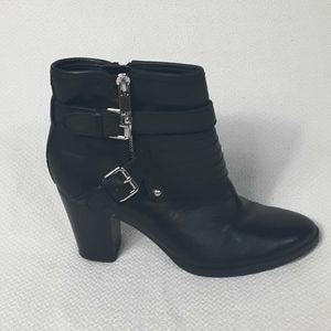 Marc Fisher black booties size 8.5